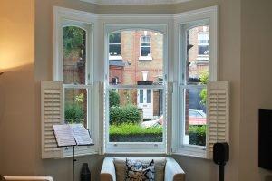 sound insulation sash windows