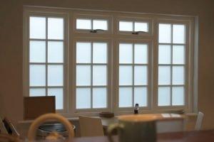 Noise reduction windows