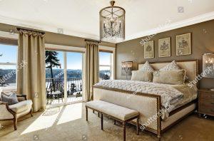 image of bedroom - shutterstock