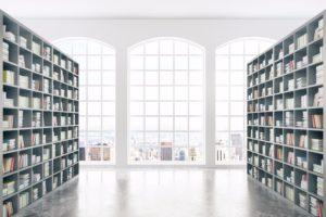 Bespoke windows and books