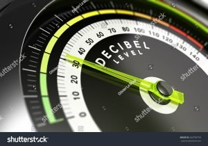 Decibel measurement