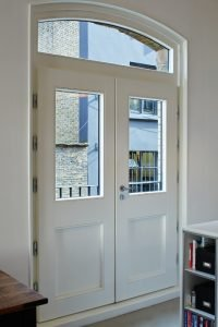 how to soundproof glass french doors