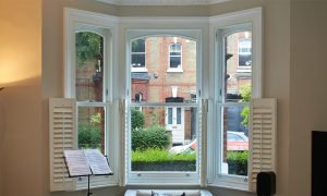 acoustic glass sash windows