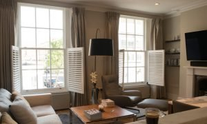 acoustic sash windows