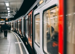 Rail and London Tube Noise Pollution