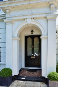 sound proof front doors